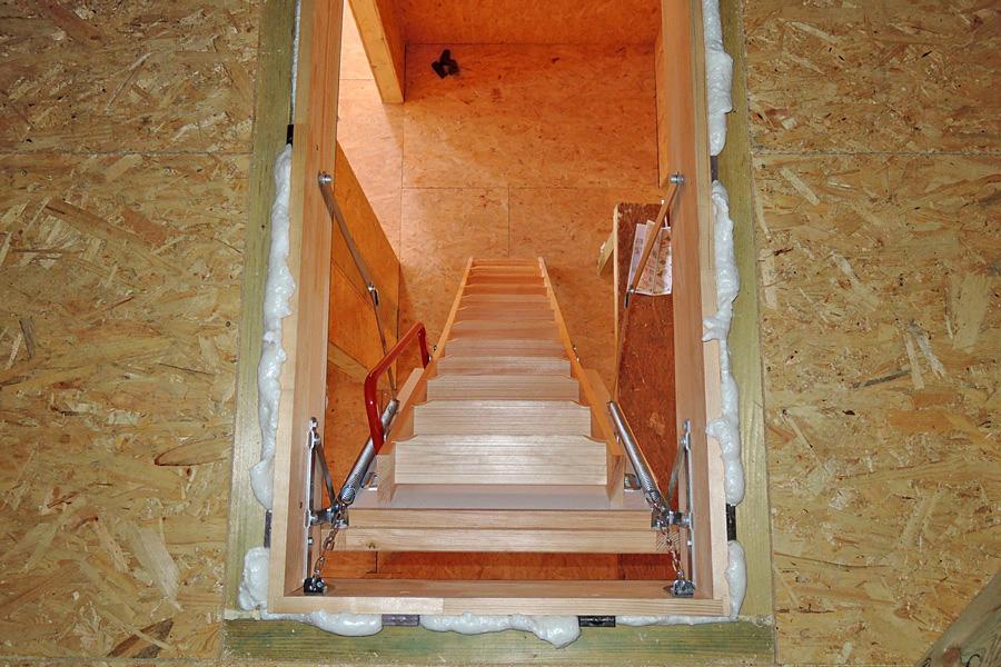 чердачные лестницы в московской области